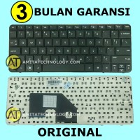 Keyboard Laptop Original Compaq Hp Mini 110-3000