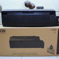 Printer Epson L1800 Infus Ori support kertas A3+ , Ready Surabaya