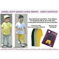 Kazel Jobel Soft Jeans Long Pants Grey Edition NB-XXL