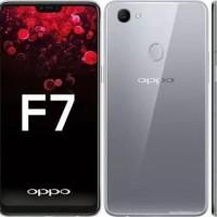 HP OPPO F7 -OPPO F7 RAM 4/64 GB BLACK MATTE LIMITED HITAM