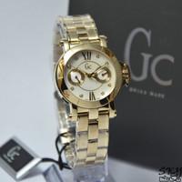 Jam Tangan Wanita Guess Collection Gc X74111L1S Gold Rantai Original
