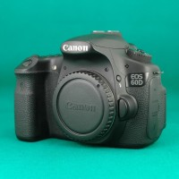 Canon EOS 60D Body Only Masih Bagus Mulus