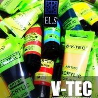 V-TEC Acrylic Colours 35 ml ( VT-930A)