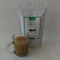 Jual Green Coffee Bean, Kopi Hijau Bubuk 250gram Murah
