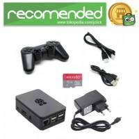 Raspberry Retropie Game Kit P3 - Hitam