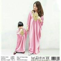 Baju Kaftan Couple Ibu dan Anak Termurah