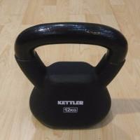 alat olahraga gym fitness dumbell 12KG terbatas