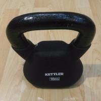 alat olahraga gym fitness dumbell 10KG termurah