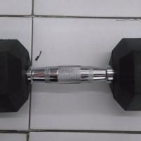 alat olahraga gym fitness dumbell 5KG terbatas