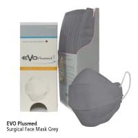 Masker EVO Plusmed GREY box isi 25pcs