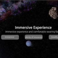 Xiaomi Mi Vr Headset Box 3D Virtual Reality Glasses Garansi Original