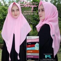 Hijab Jilbab Segitiga Instan Sonya