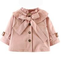 Jaket Mantel Hangat Bayi Anak Perempuan Cuaca Dingin Jacket Coat Korea