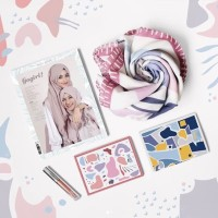 GOGIRL! SPECIAL EDITION: RAMADHAN 2018 (PINK SCARF)