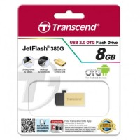 Flash Disk Transcend 380S - Mobile (OTG) | 8GB