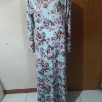Baju Dress Gamis Maxi Muslim Langsung dari Pabrik Uk. Standar - Jumbo