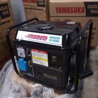 TOP Ready Yamamoto Genset 1000 Watt YM1300MDF 2 TAK Berkualitas