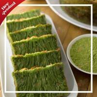 Bika Ambon larizo Green Tea - Bulat