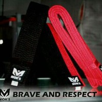 Sabuk Taekwondo Super Belt Moks OL709 NEW