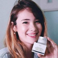 Ertos Night Cream Whitening  Original LC3