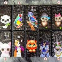 Softacse TPU Formula Animals Cover Case Casing HP Xiaomi Redmi Note 5A