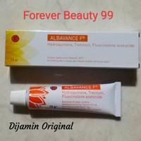 Immortal Albavance F - krim malam bekas jerawat flek-whitening=Quintri