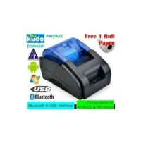 Paket Printer Kasir Thermal Bluetooth 58mm & Software Solusi Toko 2.0