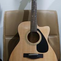 Gitar akustik elektrik Guitar Acoustic YAMAHA F310 P F310P F310 packag