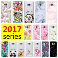 Phone Case For Samsung Galaxy S6 S7 S8 S9 edge plus Note 8 J3 J5 A3 A5