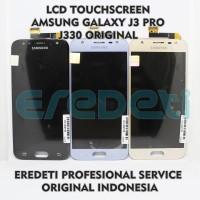 LCD TOUCHSCREEN SAMSUNG GALAXY J3 PRO J330 ORIGINAL 100% KD-002749