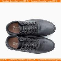 TERMURAH Sepatu Boot Pria/ Sepatu Boot Casual Kulit ASLI Model Kickers