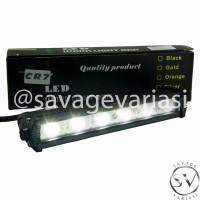 Lampu Tembak 6 Mata LED Bar Spot Pure Cree HIGH QUALITY