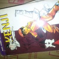 Paket Komik Kenji dan Samurai Lengkap Asli terbitan Elex