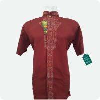Baju Koko Atlas Bamus Universal / Baju Atlas / Baju Taqwa Pria Muslim
