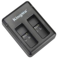 KingMa Charger Baterai USB Type C 2 Slot GoPro Hero 5/6 - BM042