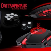 RED DRAGON Gaming Mouse CENTROPHORUS M601 WIRED