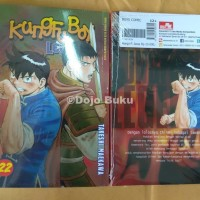 Komik Seri: Kungfu Boy Legends ( Takeshi Maekawa )
