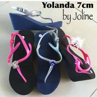 Sandal Popits sling back 7cm KW