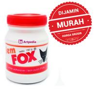Lem Fox Putih 150 Gram / Lem Fox Botol 150 Gram