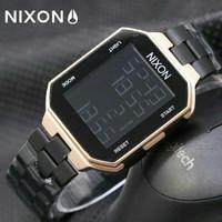 Jam tangan pria wanita Nixon digital tali rantai samsung/Digitec/apple