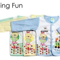 Baju Panjang Little Duck XL Set (Isi 3)