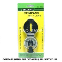 Compass With Lens ( Kompas ) Sellery