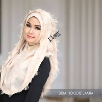 promo ramadhan Siria hoodie lamia jilbab instan cantik by flow