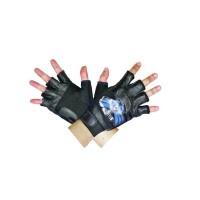 Sarung Tangan / Gloves Motor Pria kulit hitam Java Seven TOM 602 ori