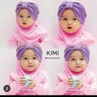 jilbab bayi anak kimi lucu