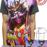 Kaos 3D Full Print Thailand Baju Mobile Legends Hero ALPHA eb4da9e4f2
