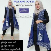 Wayang Outer Batik