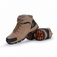 Sepatu Gunung Snta 483 Beige Brown Hiking/Trekking/Fashion/Travel