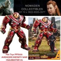 Hot Toys PPS005 AVENGERS INFINITY WAR - Hulkbuster 1/6 Hulk Buster 2