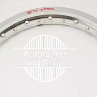 Velg TK Bright 19 x 215 Hole 36 warna Silver